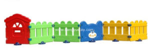 Wholesale Baby Toy Plastic Fence for Ball Pool