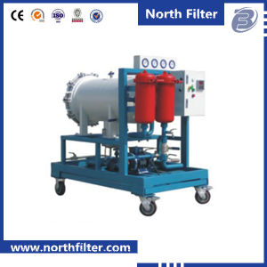 High Performance Coalescence Dehydration Oil Filter Machine pictures & photos
