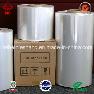 POF/Polyolefin Cucumber Shrink Film with Approved FDA pictures & photos