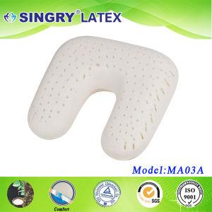 U-Shaped Latex Neck Pillow (MA03A)