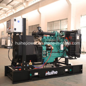 50kVA Cummins Diesel Generator of Open Type pictures & photos