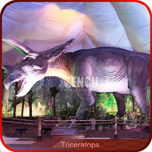 Buy Animatronic Dinosaur Triceratops pictures & photos