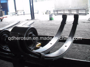 Leaf Springs with Bushings Inner for Japanese Car or Trailers pictures & photos