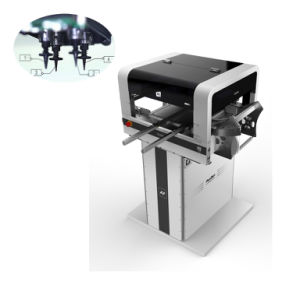 High Accuracy Pick and Place Machine Neoden4 with Vison Camera pictures & photos
