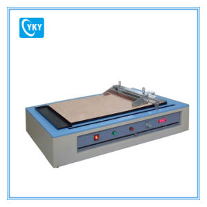 Automatic Lab Laminating/Coating Machinery Glass Bed with 250mm Adjustable Doctor Blade pictures & photos