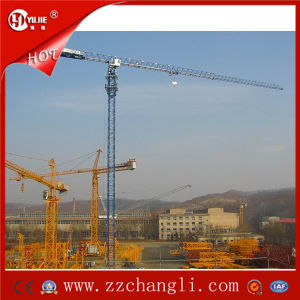 Tower Crane Parts, Self Erecting Tower Crane pictures & photos