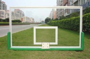 All Aluminum Frame, Tempered & Insulation Glass Basketball Backboard (BL-B-118) pictures & photos