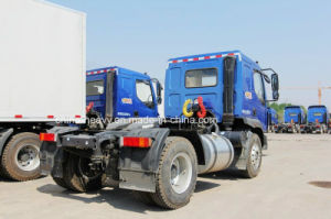 Balong 4X2 Tractor Head Prime Mover Tractor Truck for Sale pictures & photos