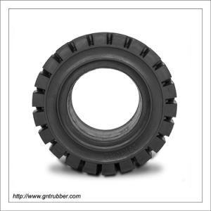 8.25-12, 27*10-12, 23*10-12, 8.25-15 Solid Tire, Forklift Tire, OTR Tire and Truck Tire with High Quality pictures & photos