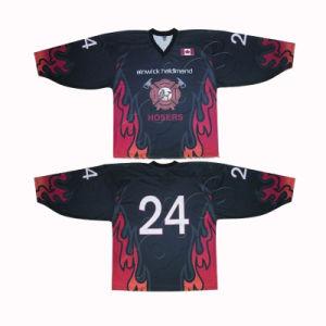 Club Team Ice Hockey Uniform with Good Design pictures & photos