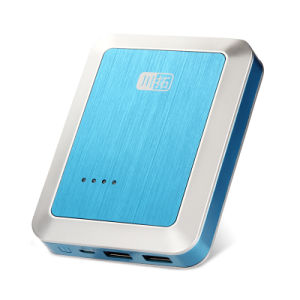Rechargeable Li-ion Battery Mobile Power Bank as Emgency Charger