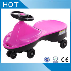 China Factory Cheap Baby Swing Twist Toy Car for Sale pictures & photos