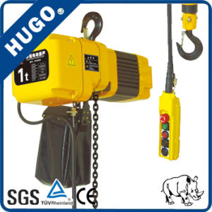Wholesale Construction Crane Electric Chain Hoist 5 Ton 12m Price pictures & photos