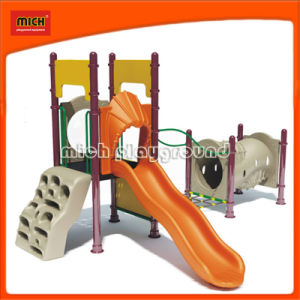 En1176 Certified UV-Resisted Slide Outdoor Playground Equipment pictures & photos