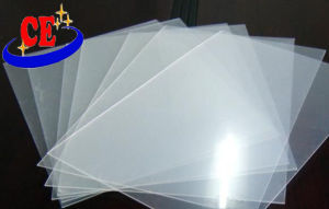 High Quality Polycarbonate (PC) Film with UV Protection