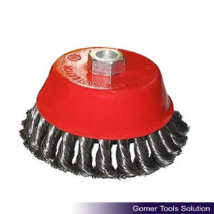 Steel Wire Cup Brush with Best Price (LT06263)