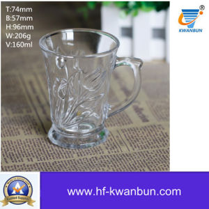 Glass Mug for Beer Drinking Kitchenware Kb-Jh6002 pictures & photos