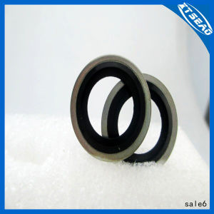 Hydraulic High Quality Bsp Self Centering Bonded Seal Bonded Washer Sealing Washer pictures & photos