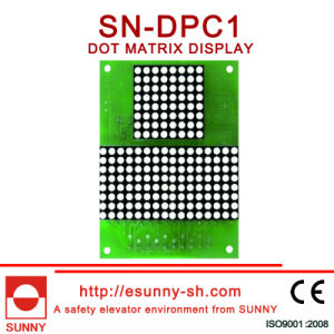 Elevator DOT Matirx Display Board (CE, ISO9001) pictures & photos