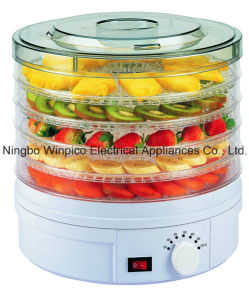 Electric 5-Layer Food Dehydrator Fruit Drying Machine