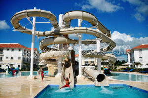 Water Park Equipment Crazy Water Slide pictures & photos