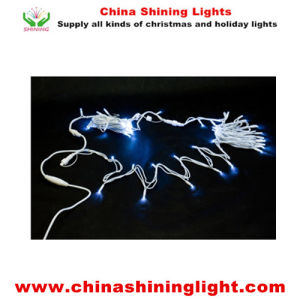 Waterproof Outdoor Use Rubber Wire 10m 100 LED Fairy Light pictures & photos