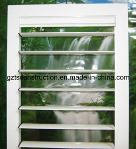 High Quality Aluminium Shutter pictures & photos