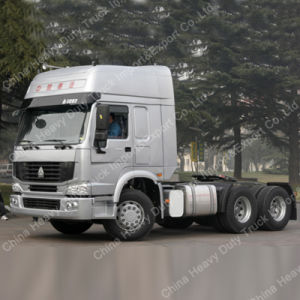 HOWO 6X4 420HP Tractor Truck Head Lorry and Heavy Truck pictures & photos