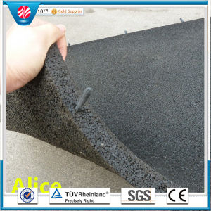 Colorful Rubber Paver/Interlocking Rubber Tiles/Playground Rubber Tiles pictures & photos