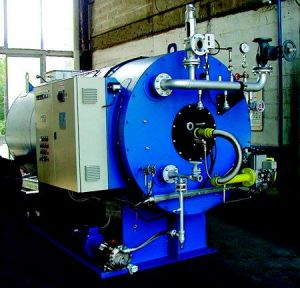 500kg Gas Oil Fired Small Steam Boiler pictures & photos
