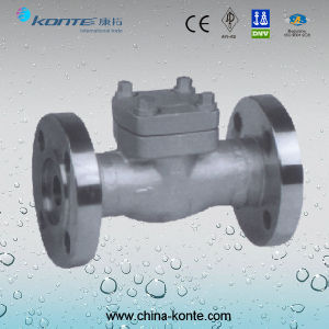 Forged Flanged Check Valve with CE pictures & photos