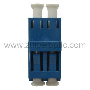 Singlemode Duplex LC Fiber Adapter