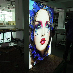 Thickness 80mm Advertising Material with LED Billboard Model 8000 pictures & photos