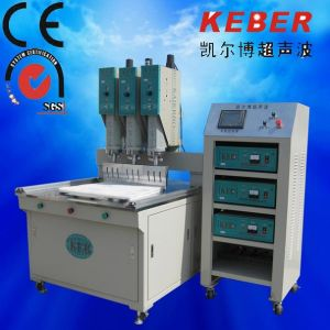 20kHz Plastic Products Ultrasonic Welding Machine KEB-6800 pictures & photos