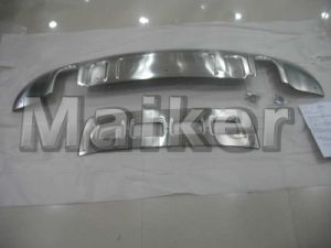 Stainless Steel Bumper Guard for Audi Q5 2011 Skid Plate for Audi Q5 2011