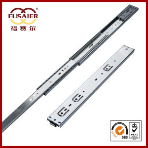 45mm Push to Open Ball Bearing Drawer Slide pictures & photos