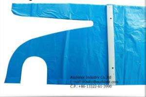 Custom Disposable PVC Plastic Apron pictures & photos