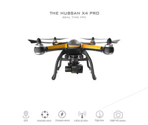 RC Toys Hobby Hubsan X4 PRO H109s RC Fpv Drone Quadcopter Professional with Camera GPS pictures & photos