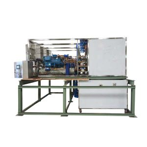 Plate-Tube Heat Exchanger of Ice Water Chiller pictures & photos