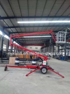 Electric Drive Articulated Towable Boom Lift(TBL) pictures & photos