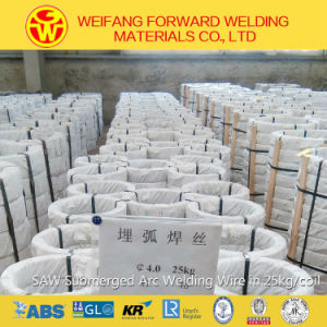 Aws A5.17 F6a0-EL12 H08A Submerged Arc Wire pictures & photos