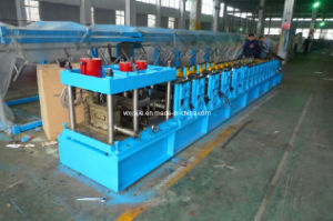 Factory High-Speed C Purlin Roll Forming Machine