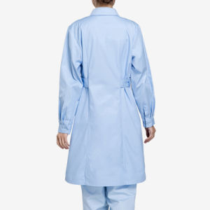 Hot Sell Cheap Nurse Blue Uniform/Medical Scrubs /Custom Hospital Uniform pictures & photos