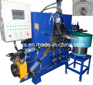 Automatic Hydraulic Bucket Wire Handle Making Machine (Rivet type) pictures & photos