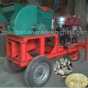 CE Approved Horse Bedding Wood Shaving Making Machine pictures & photos