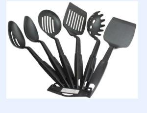 Nylon Cookware Set Turner, Leakage Shovel, Powder Rake, Colander, Spoon, Ladle pictures & photos