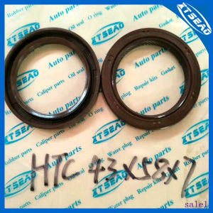 HTC Oil Seal43*58*7/FKM HTC Sealing Parts pictures & photos