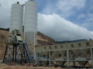 Concrete Batching Plant (Hzs35) pictures & photos