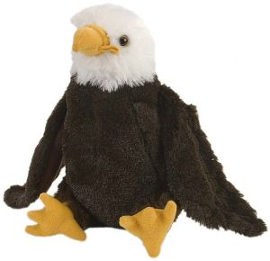 Super Soft and Plush Stuffed Animal Eagle pictures & photos