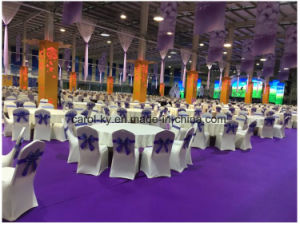 Stretched Chair Cover for Wedding Party Banquet pictures & photos